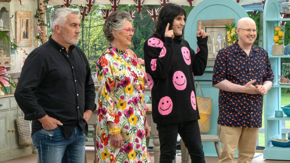 Le premier aperçu de «The Great British Baking Show» taquine les rires et les gaffes de cuisine (VIDÉO)