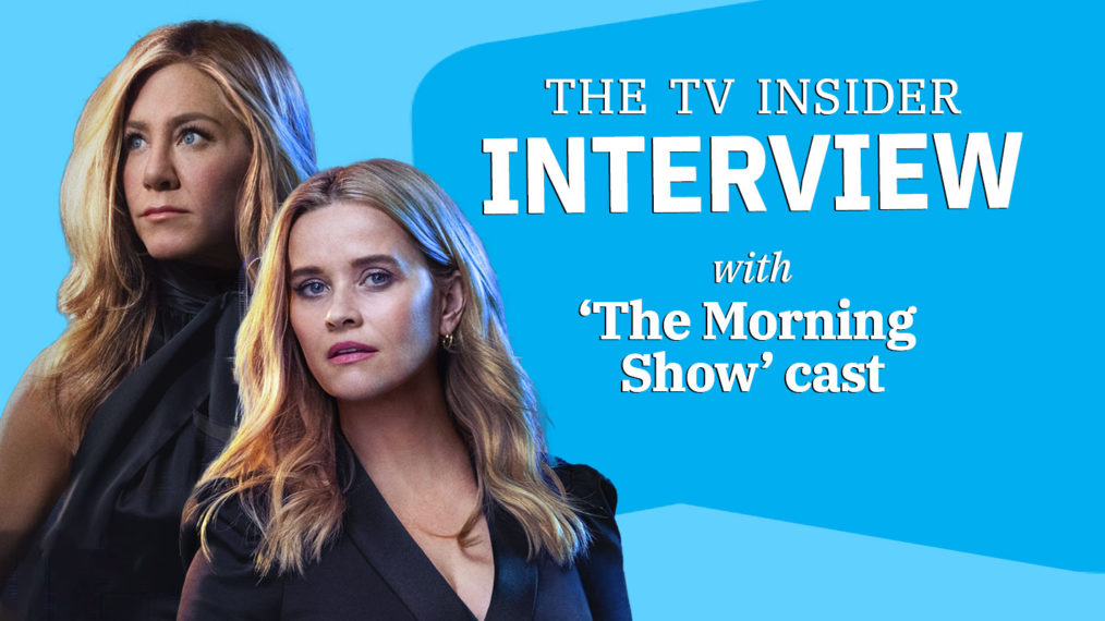 Jennifer Aniston, Reese Witherspoon et 'The Morning Show' Cast Tee Up Saison 2 (VIDEO)