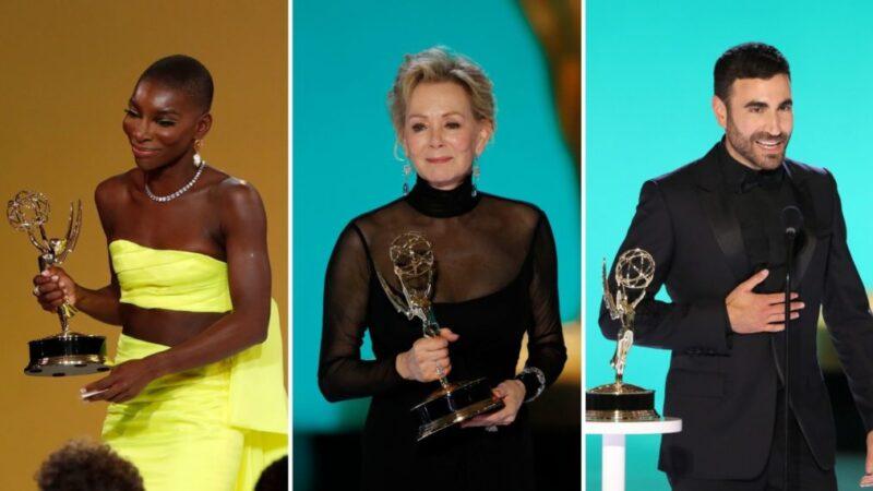 Emmys 2021 : la liste complète des gagnants