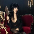 """Elvira revient sur 40 ans avant le """"très effrayant, très spécial spécial"""" de Shudder"""
