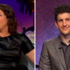Mayim Bialik réagit à «Jeopardy!»  Controverse des hôtes alors que Matt Amodio atteint 30 victoires