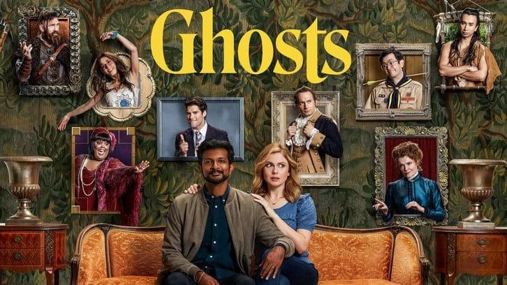 Fantômes – Épisode 1.06 – La femme de Pete – Communiqué de presse