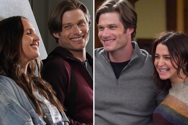 Grey's Anatomy EP déballe les bagages post-proposition d'Amelia et Link – De plus, lui et Jo pourraient-ils quitter la zone d'amis?