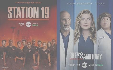 Grey's Anatomy, Station 19: ABC taquine le crossover de la première saison (regarder)