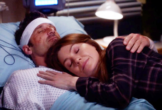 L'EP d'Ex-Grey révèle le drame dans les coulisses de la mort de Derek dans la saison 11: Patrick Dempsey et Shonda Rhimes «étaient à la gorge l'un de l'autre»