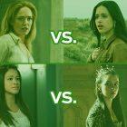 Le meilleur tournoi de tous les temps de la CW: Legends contre Roswell NM!  Jane contre règne!