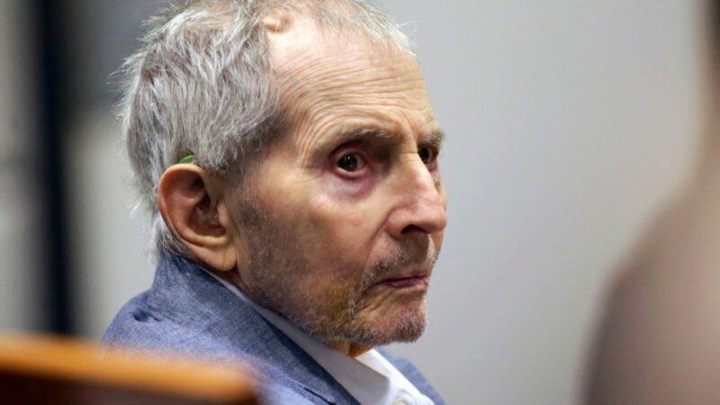 Le sujet de Jinx, Robert Durst, reconnu coupable de meurtre dans l'affaire Susan Berman