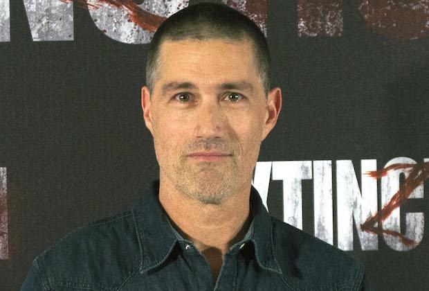 Matthew Fox de Lost définit le retour à la télévision dans l'adaptation de Last Light pour Peacock
