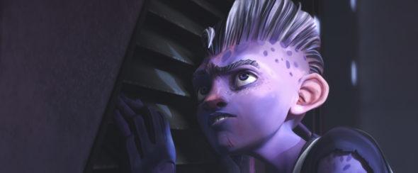 Star Trek : Prodigy : Paramount+ dévoile une bande-annonce et des illustrations clés pour une nouvelle série animée (regarder)