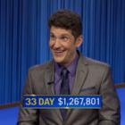 Matt Amodio brise un autre «jeopardy!»  Record avec le deuxième plus grand nombre de victoires consécutives