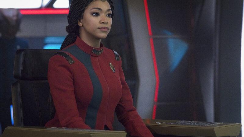Star Trek: Discovery: Art et bande-annonce de la saison quatre publiés par Paramount + (Regarder)