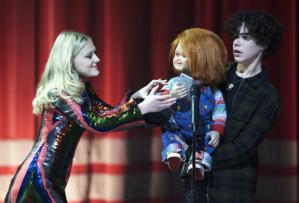 Récapitulation de la première de Chucky