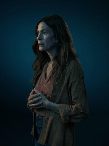 Jessica Hecht dans le rôle de Sonya Lazar dans The Sinner