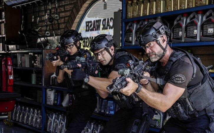 SWAT – Épisode 5.04 – Sentinelle – Communiqué de presse