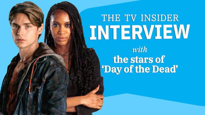 Keenan Tracey et Natalie Malaika, stars du «Jour des morts», taquinent un bon moment sanglant (VIDEO)