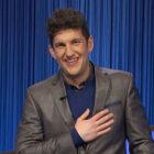 Matt Amodio s'ouvre sur son «jeopardy!»  Série et obtenir des propositions romantiques