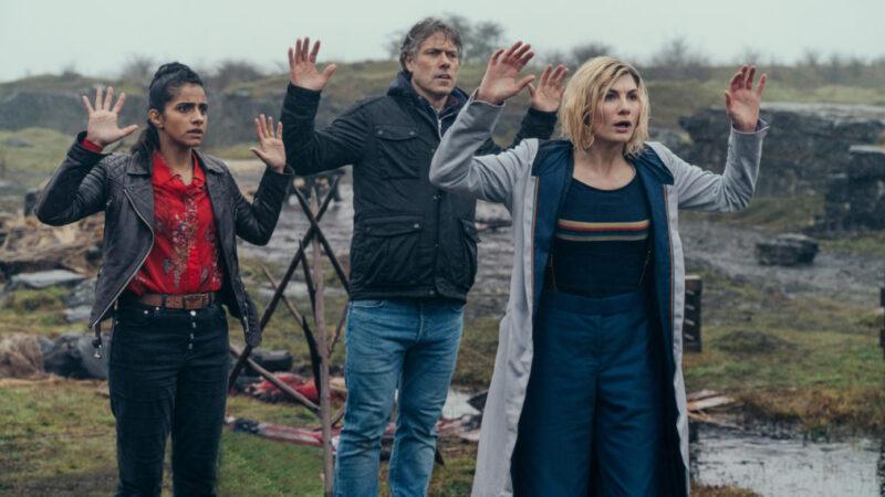 Bande-annonce de la saison 13 de «Doctor Who»: les monstres et les vedettes invitées de «Flux» (VIDEO)