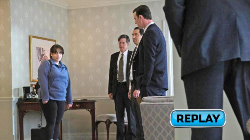 Impossible de manquer l'épisode de la semaine: c'est Monica contre le FBI sur «Impeachment»