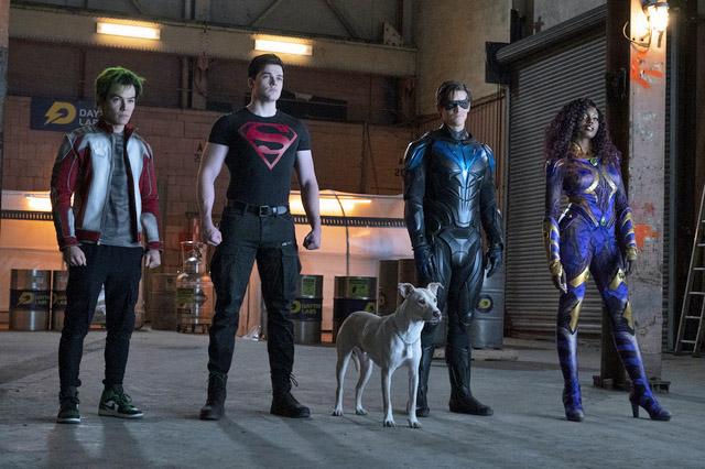 Titans : Saison quatre ;  HBO Max renouvelle la jeune série de super-héros DC avant la finale de la saison trois (regarder)
