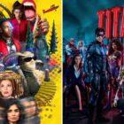 """""""Doom Patrol"""" et """"Titans"""" renouvelés pour la saison 4 sur HBO Max - Aperçu de la suite (VIDEO)"""