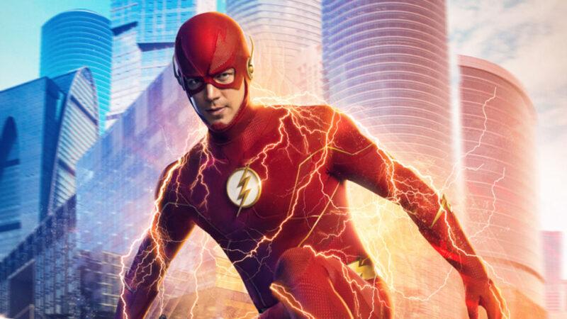 'The Flash' obtient une mise à niveau Golden Supersuit dans la saison 8 (PHOTOS)