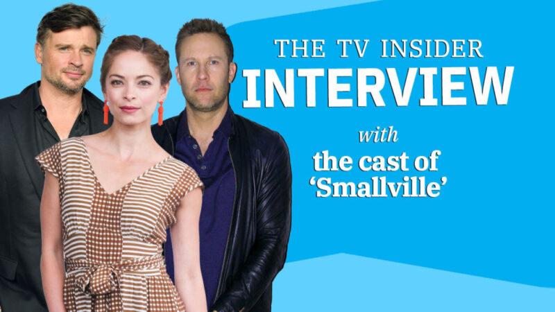Tom Welling, Kristin Kreuk et Michael Rosenbaum reviennent sur «Smallville» 20 ans plus tard (VIDEO)