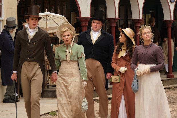 Sanditon : Saison 2 ;  PBS fixe la date de retour en 2022 de la série Jane Austen