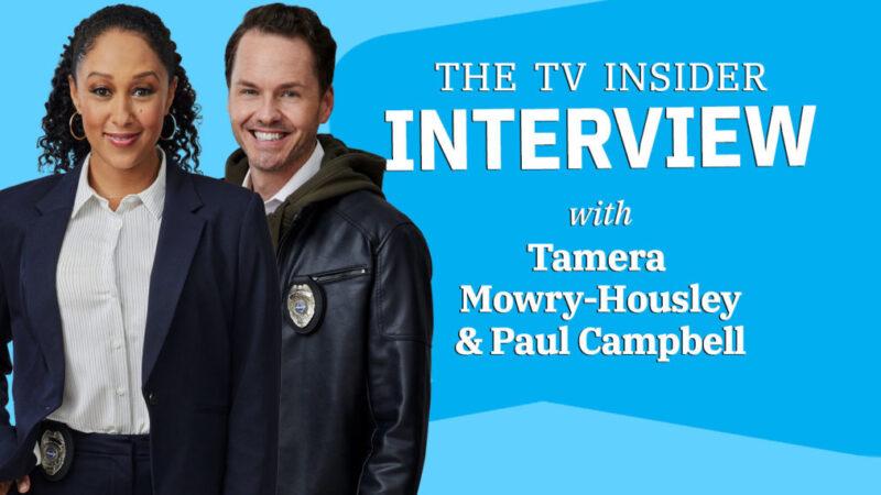 Tamera Mowry-Housley et Paul Campbell se lancent dans «The Santa Stakeout» pour Hallmark (VIDEO)
