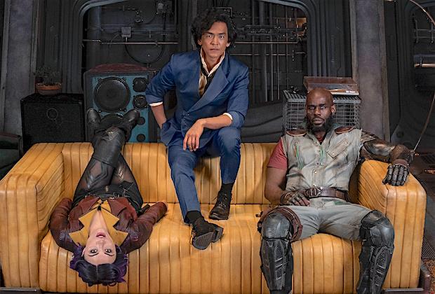 Cowboy Bebop: John Cho et ses copains donnent un coup de pied et ont l'air cool en le faisant dans les premières images du redémarrage de Netflix – Regardez
