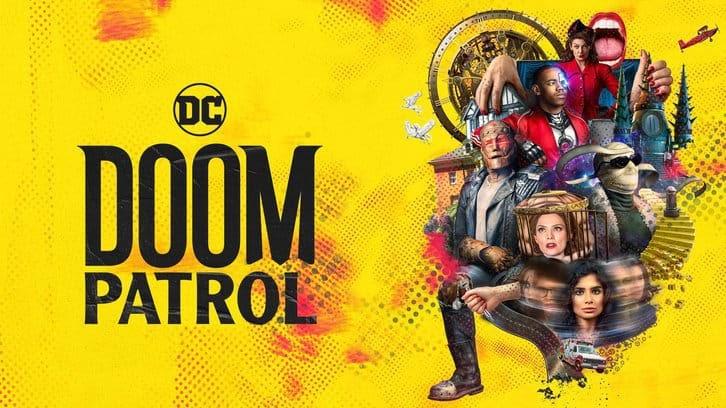Doom Patrol – Renouvelé pour une 4ème saison