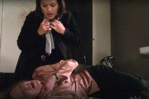 Evil saison 2 sheryl leland christine lahti interview