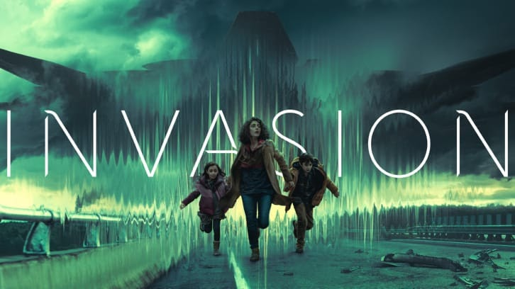 Invasion – Last Day + Crash + Orion – Critique de la première de la série