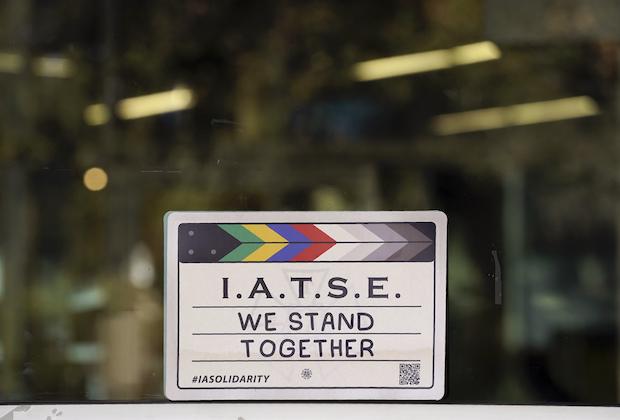L'IATSE fait état de «progrès» dans les pourparlers avec l'AMPTP, à l'approche de la date limite d'une grève qui mettrait un terme aux productions télévisées et cinématographiques