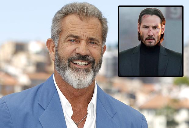 Mel Gibson dirigera la série Prequel de John Wick The Continental à Starz