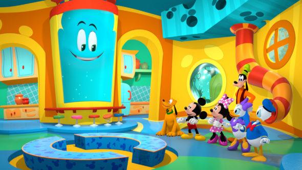Mickey Mouse Funhouse : Renouvellement de la saison 2 de la série télévisée Disney Junior