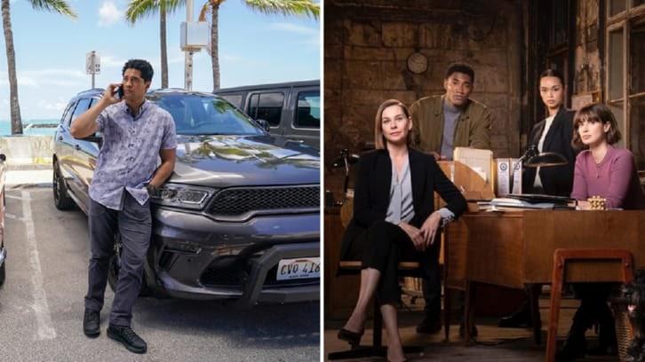 NCIS: Hawaii et FBI: International – CBS annonce des commandes pour la saison complète