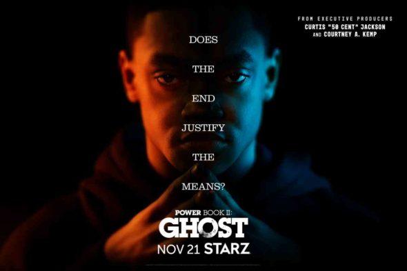 Power Book II : Ghost : Saison 2 de la série dramatique en avant-première par Starz (Regarder)