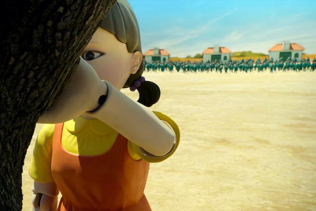 Squid Game établit un record de Netflix, écrasant Bridgerton comme le plus grand début