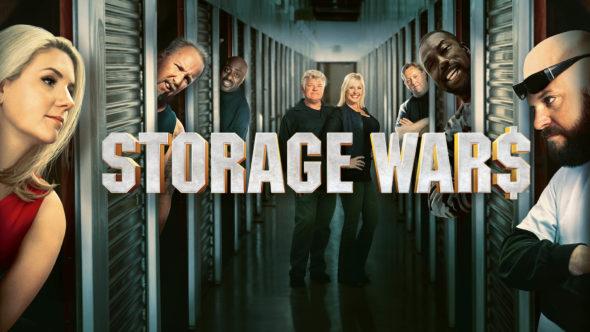 Storage Wars : Saison 14 : la série A&E revient et accueille Barry Weiss (regarder)